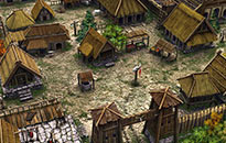 Gladiatus_German village